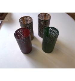 Cylinder Candle Burner Foil