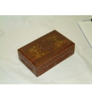 Box carving 6x4x2.5""