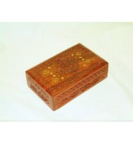 Box carving 8x5x2.5""