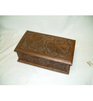 Box Carved 14x8x6 (ORCH/40)