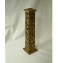 "Incense Tower 12"" Cutwork"